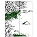 Montains Hills Green Forests Apple iPad 3/4 Flip Case View1