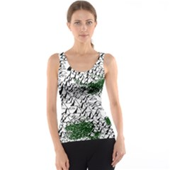 Montains Hills Green Forests Tank Top