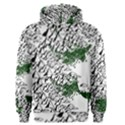 Montains Hills Green Forests Men s Pullover Hoodie View1