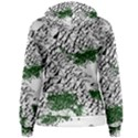Montains Hills Green Forests Women s Pullover Hoodie View2