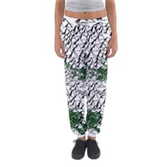 Montains Hills Green Forests Women s Jogger Sweatpants