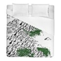 Montains Hills Green Forests Duvet Cover (Full/ Double Size) View1