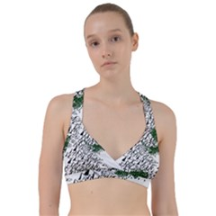 Montains Hills Green Forests Sweetheart Sports Bra by Alisyart