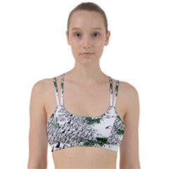 Montains Hills Green Forests Line Them Up Sports Bra by Alisyart