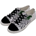 Montains Hills Green Forests Men s Low Top Canvas Sneakers View2
