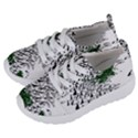 Montains Hills Green Forests Kids  Lightweight Sports Shoes View2