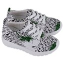 Montains Hills Green Forests Kids  Lightweight Sports Shoes View3