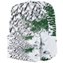 Montains Hills Green Forests Giant Full Print Backpack View4