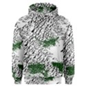 Montains Hills Green Forests Men s Overhead Hoodie View1