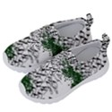 Montains Hills Green Forests Velcro Strap Shoes View2