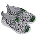 Montains Hills Green Forests Velcro Strap Shoes View3