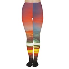 Sunset Mountain Indonesia Adventure Tights