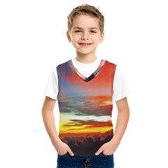 Sunset Mountain Indonesia Adventure Kids  Sportswear