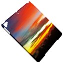 Sunset Mountain Indonesia Adventure Apple iPad Pro 9.7   Hardshell Case View4