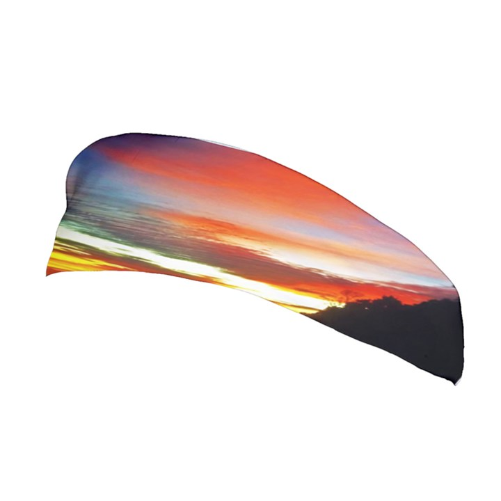 Sunset Mountain Indonesia Adventure Stretchable Headband