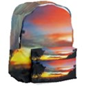 Sunset Mountain Indonesia Adventure Giant Full Print Backpack View3