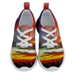 Sunset Mountain Indonesia Adventure Running Shoes