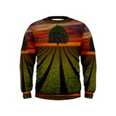 Natural Tree Kids  Sweatshirt