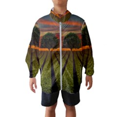 Natural Tree Windbreaker (kids)