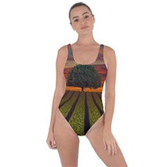 Natural Tree Bring Sexy Back Swimsuit