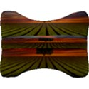 Natural Tree Velour Seat Head Rest Cushion View2