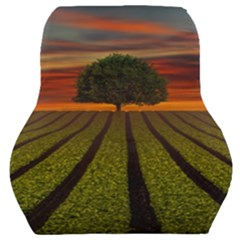 Natural Tree Car Seat Back Cushion