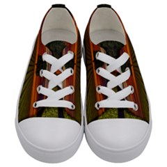 Natural Tree Kids  Low Top Canvas Sneakers
