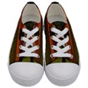 Natural Tree Kids  Low Top Canvas Sneakers View1