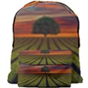 Natural Tree Giant Full Print Backpack View1