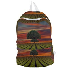 Natural Tree Foldable Lightweight Backpack by Alisyart