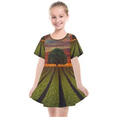 Natural Tree Kids  Smock Dress