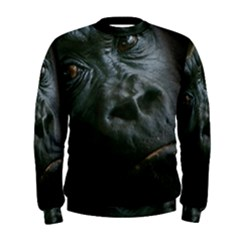 Gorilla Monkey Zoo Animal Men s Sweatshirt by Nexatart
