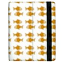 Small Fish Water Orange Samsung Galaxy Tab 7  P1000 Flip Case View2