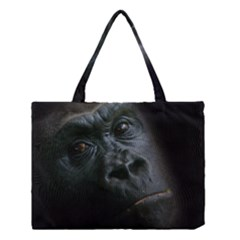 Gorilla Monkey Zoo Animal Medium Tote Bag