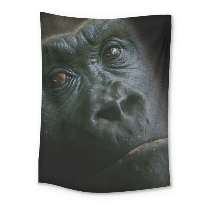 Gorilla Monkey Zoo Animal Medium Tapestry