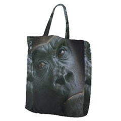 Gorilla Monkey Zoo Animal Giant Grocery Tote