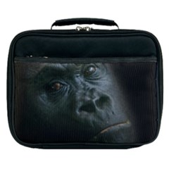 Gorilla Monkey Zoo Animal Lunch Bag by Nexatart