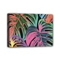 Leaves Tropical Jungle Pattern Mini Canvas 7  x 5  (Stretched) View1