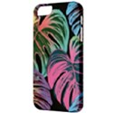 Leaves Tropical Jungle Pattern Apple iPhone 5 Classic Hardshell Case View3