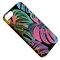 Leaves Tropical Jungle Pattern Apple iPhone 5 Classic Hardshell Case View5
