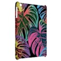 Leaves Tropical Jungle Pattern Apple iPad Mini Hardshell Case View2