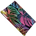 Leaves Tropical Jungle Pattern Apple iPad Mini Hardshell Case View5