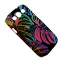 Leaves Tropical Jungle Pattern Samsung Galaxy S III Classic Hardshell Case (PC+Silicone) View5