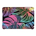 Leaves Tropical Jungle Pattern Apple iPad Mini Hardshell Case (Compatible with Smart Cover) View1