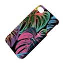Leaves Tropical Jungle Pattern Apple iPhone 4/4S Hardshell Case with Stand View4