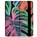 Leaves Tropical Jungle Pattern Samsung Galaxy Tab 7  P1000 Flip Case View2