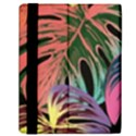 Leaves Tropical Jungle Pattern Samsung Galaxy Tab 10.1  P7500 Flip Case View2