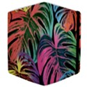 Leaves Tropical Jungle Pattern Samsung Galaxy Tab 10.1  P7500 Flip Case View4