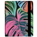 Leaves Tropical Jungle Pattern Samsung Galaxy Tab 8.9  P7300 Flip Case View2