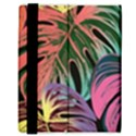 Leaves Tropical Jungle Pattern Samsung Galaxy Tab 8.9  P7300 Flip Case View3